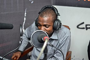 Wikimedia UG Nigeria Radio Program 02.jpg