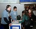 Wikipedia-Stand auf der Jugendmesse YOU Berlin (6606).jpg