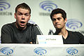 Will Poulter & Dylan O'Brien (13949071035).jpg