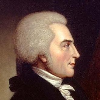 William Richardson Davie - Posthumous portrait of Davie by Charles Willson Peale