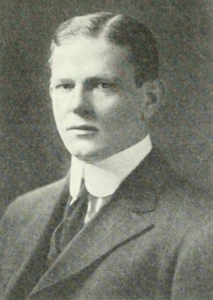 William Goebel (American football) - Goebel, c. 1910