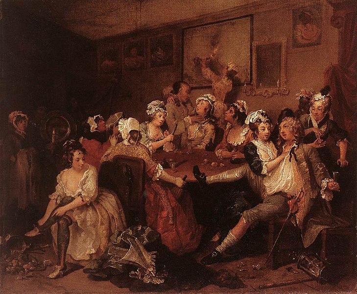File:William Hogarth - The Orgy - WGA11464.jpg