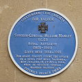William Manley VC Blue plaque Cheltenham Flickr 6234554182.jpg