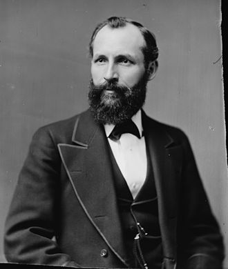 Illinois's 12th congressional district - Image: William Mc Kendree Springer Brady Handy