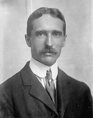 William Sloane Coffin Sr. - Image: William Sloane Coffin, Sr. in 1917