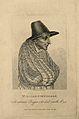 William Stevenson, a hoarding beggar. Stipple engraving by R Wellcome V0007239.jpg