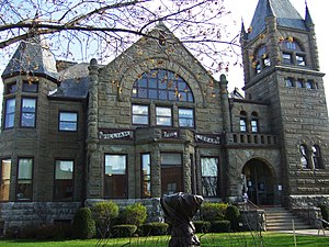 Beaver Dam, Wisconsin - Williams Free Library
