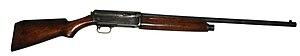 Winchester Model 1911 - Winchester Model 1911