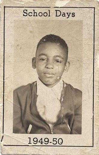 Winston E. Willis - Winston, Age 9