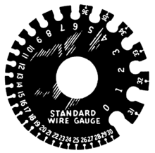 American Wire Gauge Wikipedia