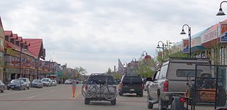 Wisconsin Dells, Wisconsin City in Wisconsin, United States
