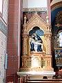 Witterschnee Kirche Seitenaltar links Pietà.jpg