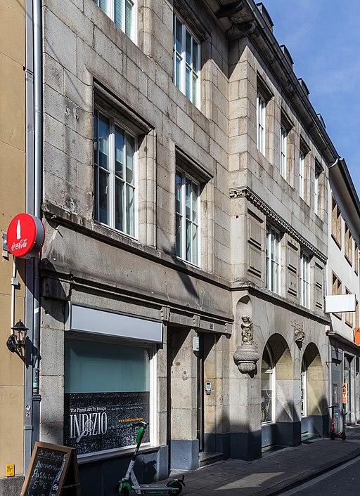 Wohn- und Geschäftshaus Steinweg 3, Köln-5583