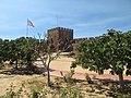 Woman's Tower, Silves castle. 08 September 2016.JPG
