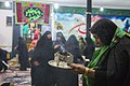 Women on the Arba'een Walk-Mehran city-Iran زنان در پیاده روی اربعین در مرز مهران- عکاسی خبری 38.jpg