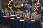 Womens History Month panel discussion 160309-F-IW511-012.jpg