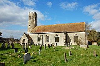 Woodton Human settlement in England