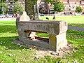 Woolwich Common, 'Metropolitan' horse trough - geograph.org.uk - 971975.jpg