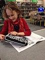 Working in the Children's Room. -KPLsnapshot (13872005773).jpg