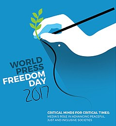 world press freedom day wikipedia
