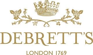 Debretts British publisher