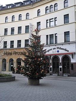 Armin-T.-Wegner-Platz in Wuppertal