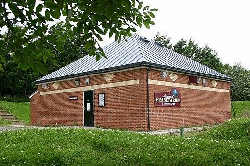 Wynyard Planetarium