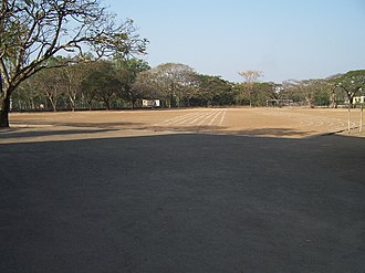 St. Xavier's School, Kolhapur - Sports ground
