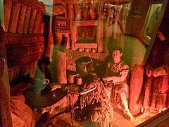 Yakut Shaman Diorama