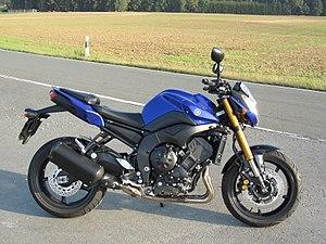 Yamaha Fz Streetfighter