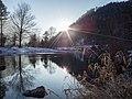 Ybbs im Winter bei Hollenstein.jpg