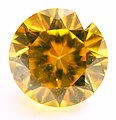 Yellow cubic zirconia.JPG