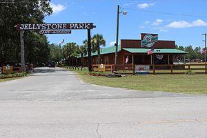 Yogi Bear's Jellystone Park Camp-Resorts - Image: Yogi Bear's Jellystone Park Camp Resort (2)