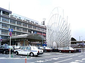 Yonago, Tottori - Yonago Railroad Station