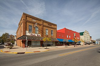 Yorktown, Indiana - Image: Yorktown, Indiana