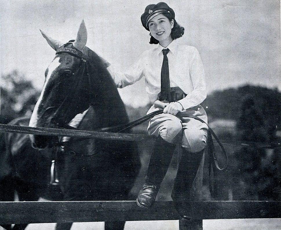 Yukiko Todoroki.1937.2.2