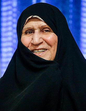 Zahra Mostafavi Khomeini - Image: Zahra Mostafavi Khomeini 2018 2