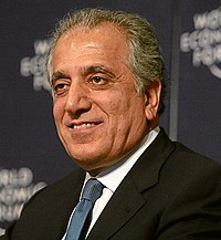 Zalmay Khalizad - World Economic Forum Annual Meeting Davos 2008-cropped.jpg