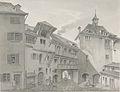 Zentralbibliothek Zürich - Das Rennwegtor in Zürich - 000011018.jpg