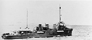 Soviet destroyer <i>Zheleznyakov</i>