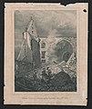 Zicht van 29 oktober 1830 op het Stapelhuis van Antwerpen na de brand van 27 october 1830.jpg