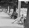 Zonnende mensen in Arnhem, Bestanddeelnr 912-7187.jpg