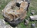 Zoravar (Gharghavank) Monastery, Graveyard4.JPG