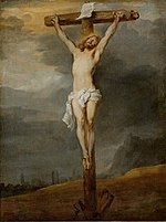 """Christ on the Cross"" - Anthonis van Dyck 081.jpg"