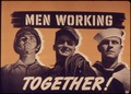 """Men working together"" - NARA - 515004.tif"