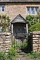 """PENALTY FOR NOT SHUTTING GATE £2"" - geograph.org.uk - 177397.jpg"