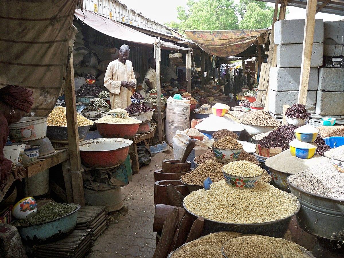 Economy of Niger - Wikipedia