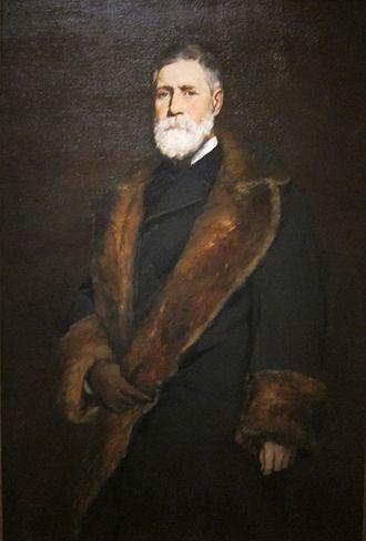 Francis Boott (composer) - Francis Boott by Frank Duveneck, Cincinnati Art Museum