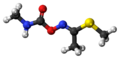 (E)-Methomyl molecule ball.png