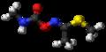 (E)-Methomyl molecule ball.png